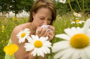 Пример аллергии.