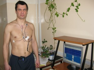 Обследование системы внешнего дыхания