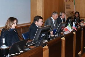 Сбор спортивных врачей в Риме