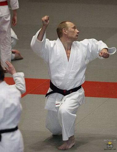 Путин восстанавливается после легкой спортивной травмы