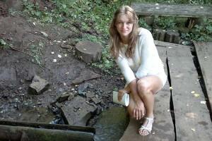 Алина Якимкина.